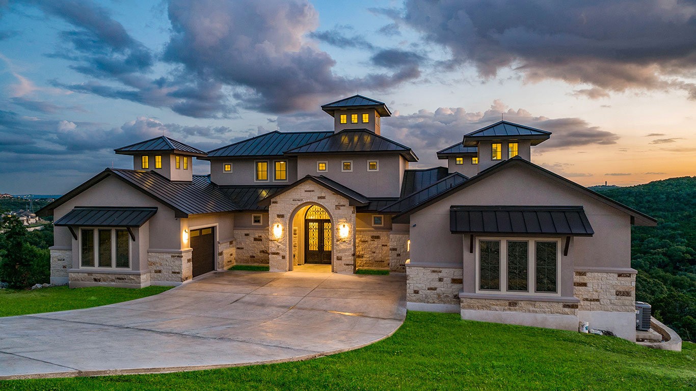 Monument Homes Luxury Custom Home Design